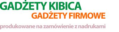 gadżety kibica logo